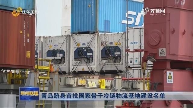 青岛跻身首批国家骨干冷链物流基地建设名单