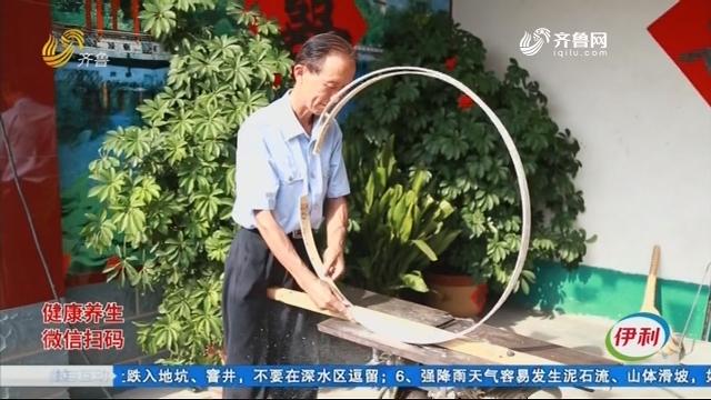 艾建光:传统木笼屉的坚守者