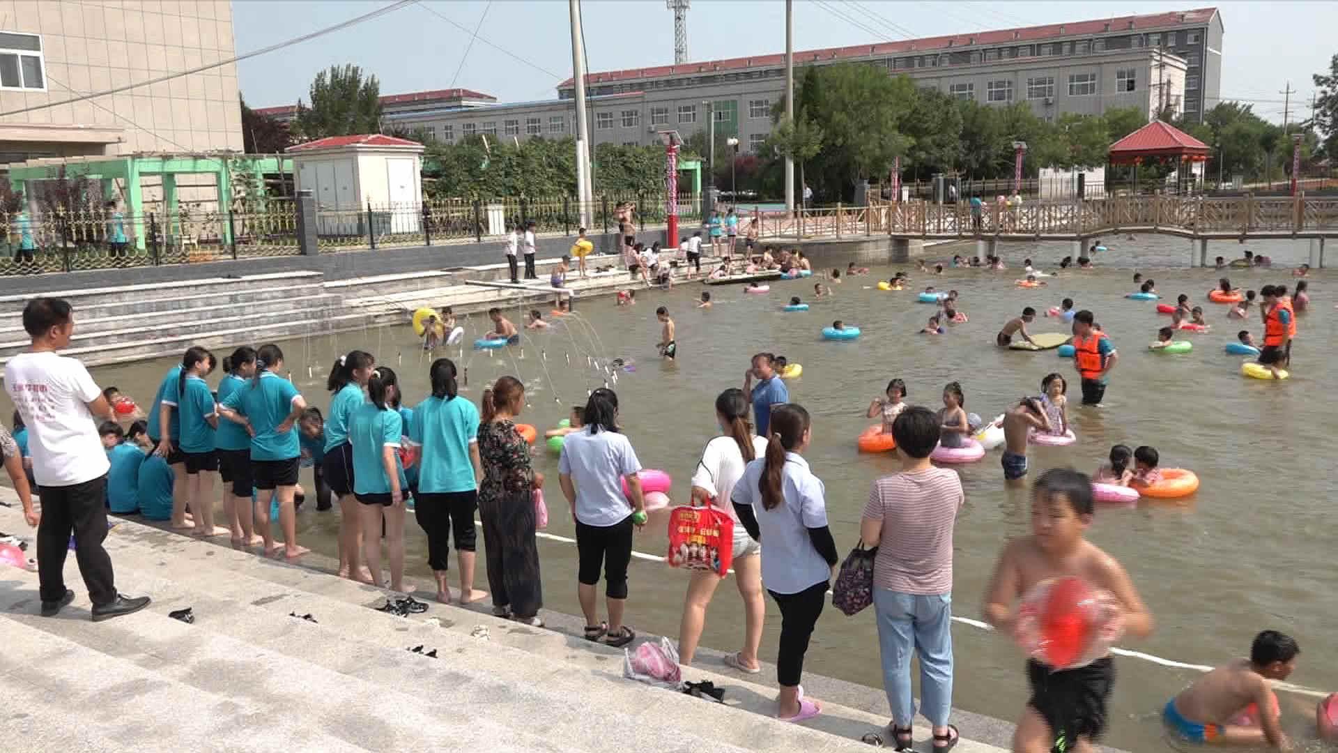 《应急在线》20200719:阳信:建起防溺水教育基地 撑起学生安全保护伞