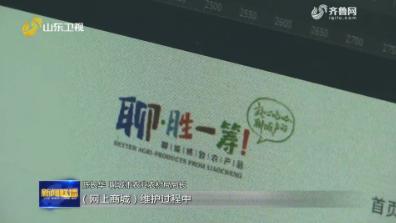 """【问政·追踪】聊城:""""聊·胜一筹""""两购物平台将整合运营"""