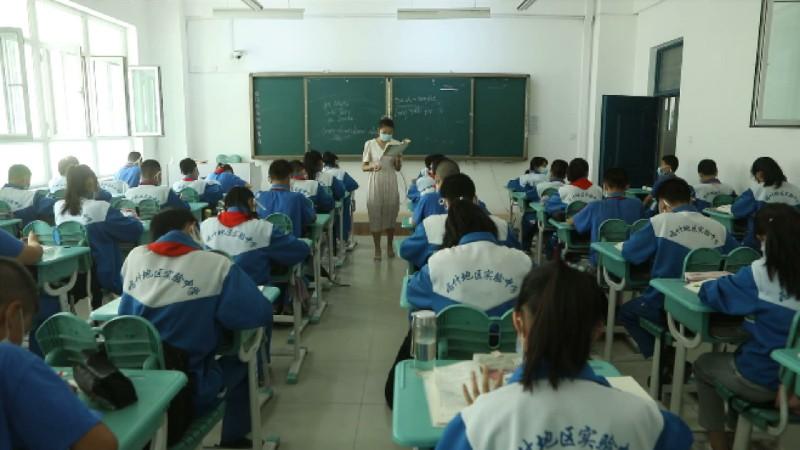 """山东首创""""鲁喀教研联盟""""援疆模式 助力新疆喀什地区教育发展"""
