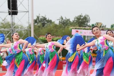 德州临邑:德州市全民健身线上运动会举行