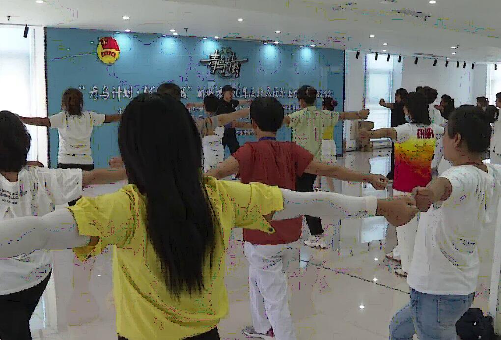 聊城高新区举办三级社会体育指导员培训班