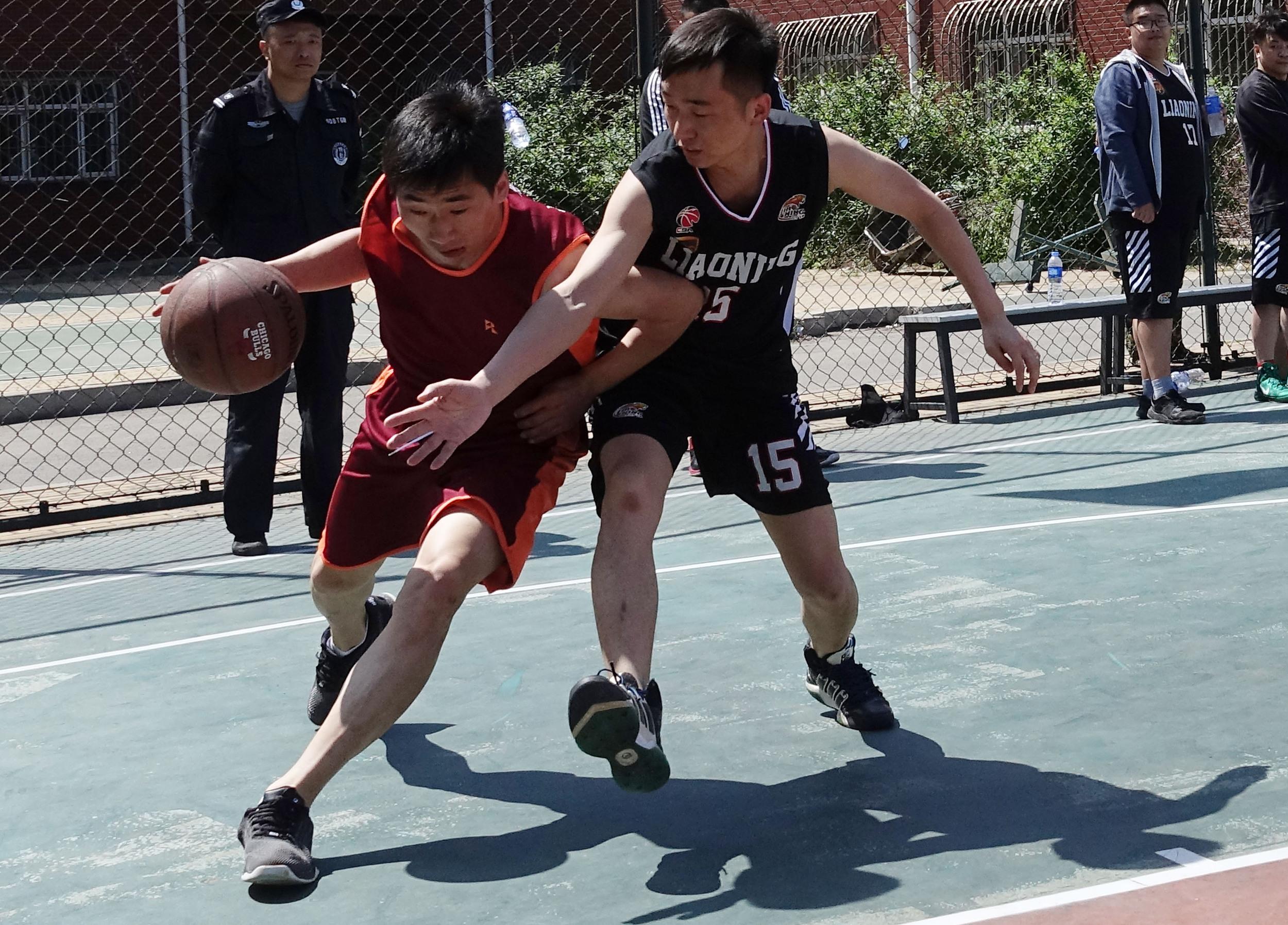 菏泽:定陶区2020年篮球联赛决赛如期上演