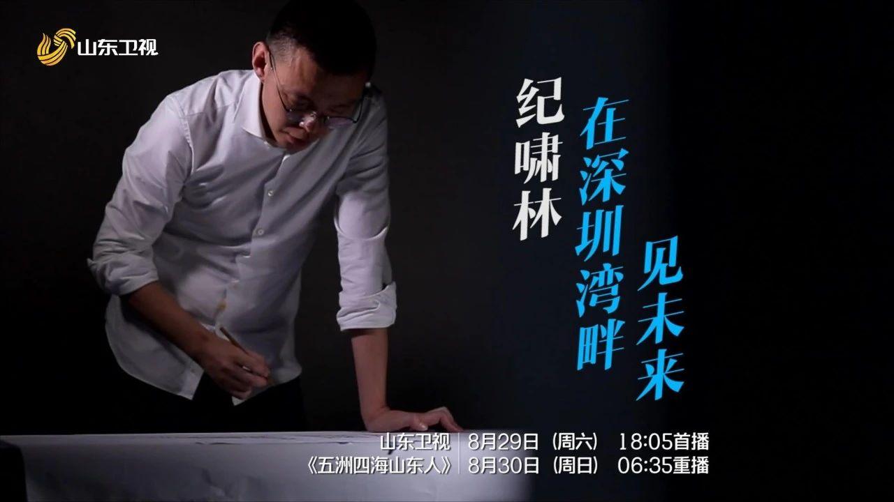 20200829完整版|纪啸林:在深圳湾畔见未来