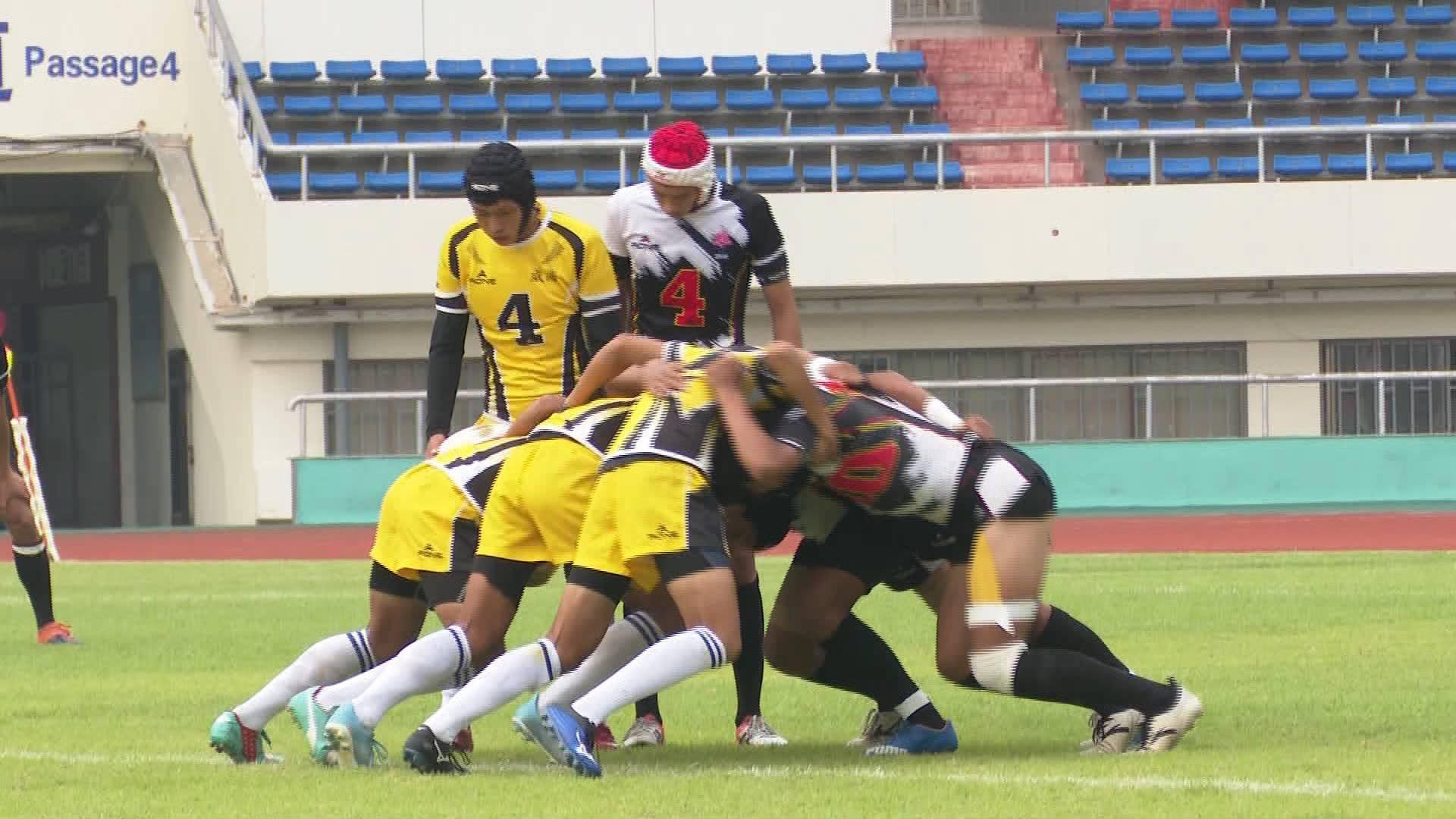 威海:2020年山东省男子橄榄球锦标赛成功举行