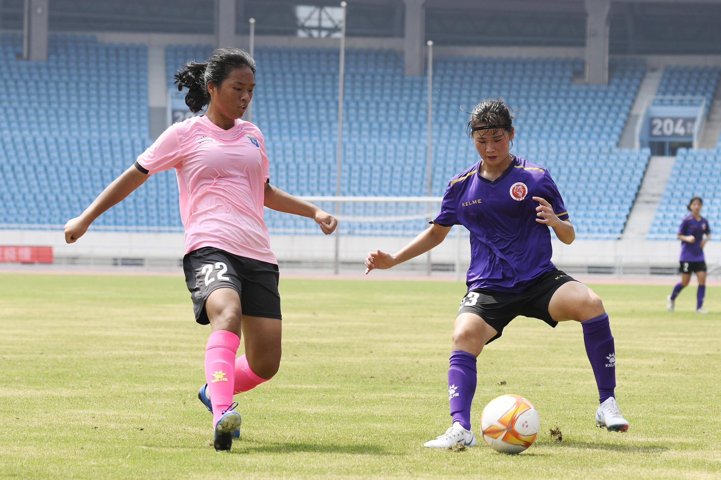 威海:2020年山东省足球锦标赛开赛