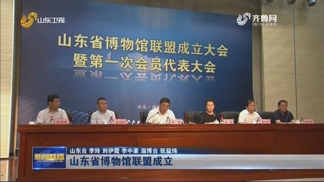 山东省博物馆联盟成立
