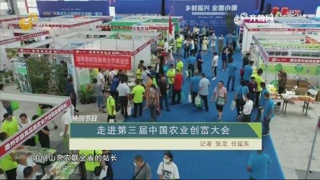 20200913《总站长时间》:走进第三届中国农业创富大会