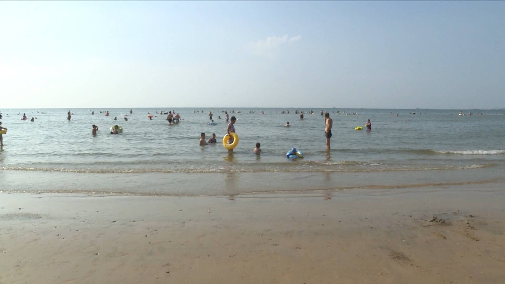"""《应急在线》20200913:""""海岸守护者""""半小时救五人"""