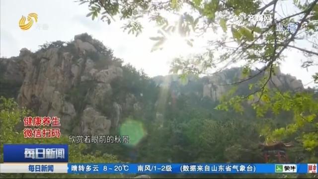青岛:崂山风景区九水游览区上午时段预约入园人数达限量