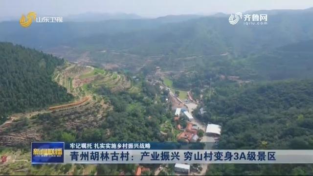 【牢记嘱托 扎实实施乡村振兴战略】青州胡林古村:产业振兴 穷山村变身3A级景区