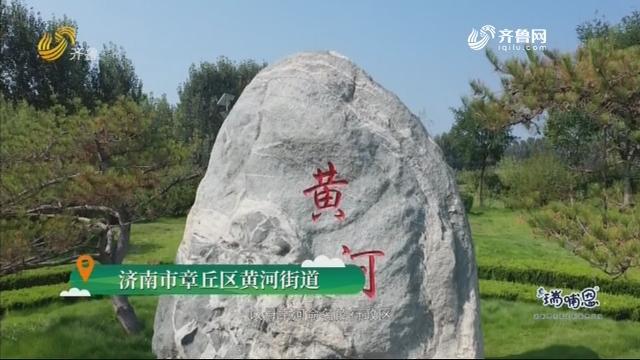 《齐鲁美丽乡镇》第五期:济南市章丘区黄河街道