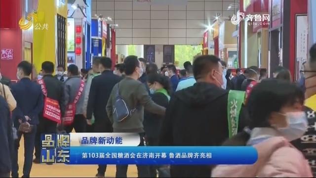 【品牌新动能】第103届全国糖酒会在济南开幕 鲁酒品牌齐亮相