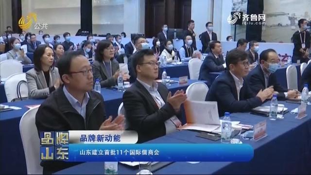 【品牌新动能】山东建立首批11个国际儒商会