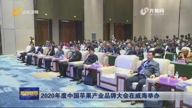 2020年度中国苹果产业品牌大会在威海举办