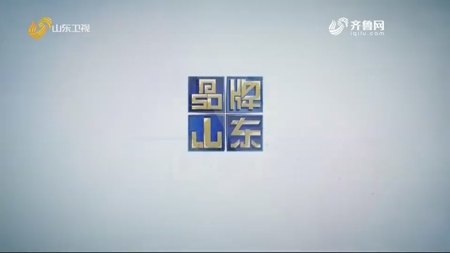 2020年11月09日《品牌山东》完整版