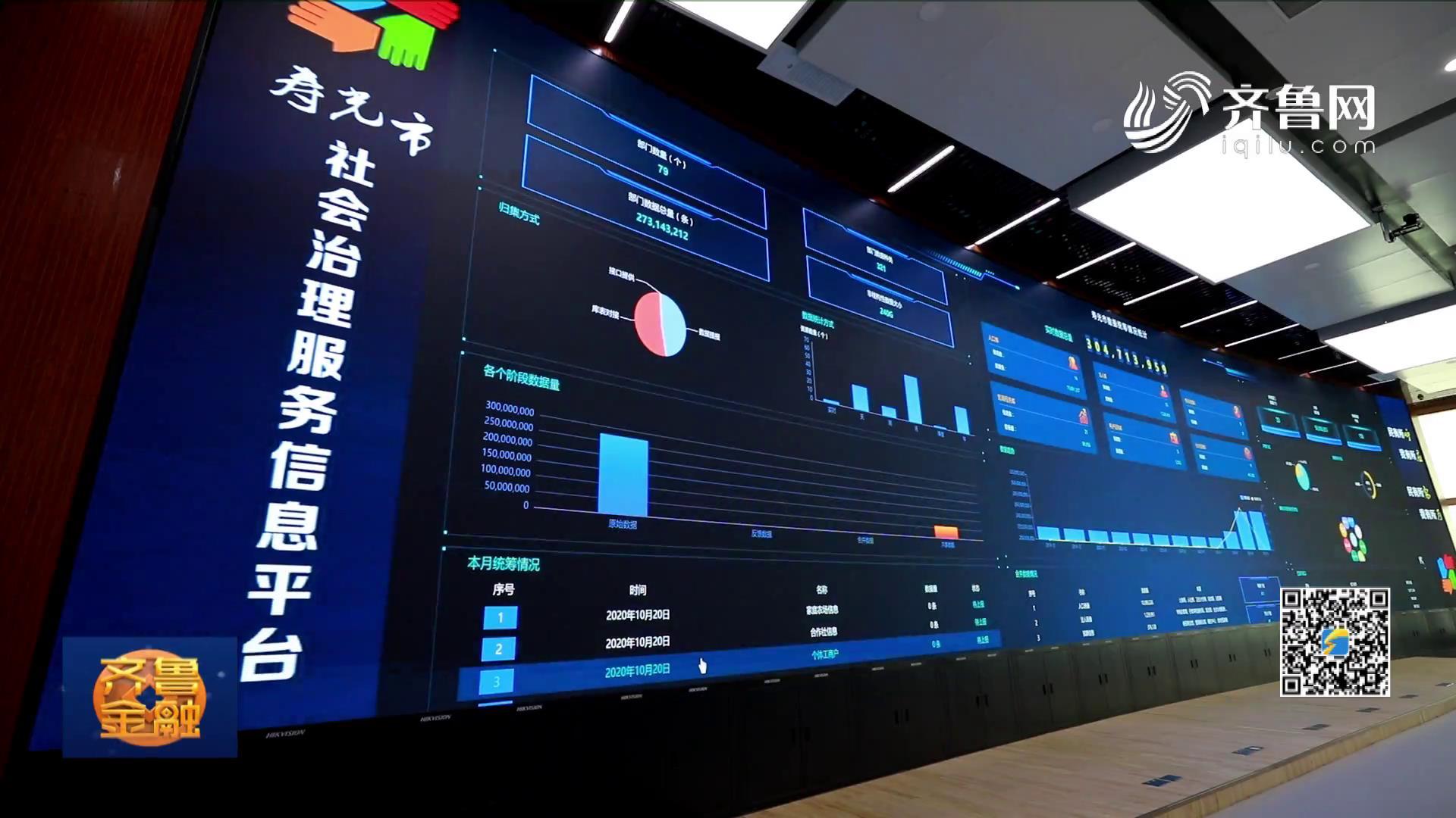 山东:加快数字赋能步伐 新型智慧城市建设提速《齐鲁金融》20201111播出