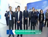 章丘明水经济开发区考察团到济南高新区调研
