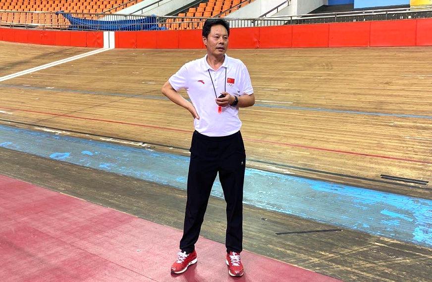 山东自行车队教练高旭来:一生挚爱 无怨无悔