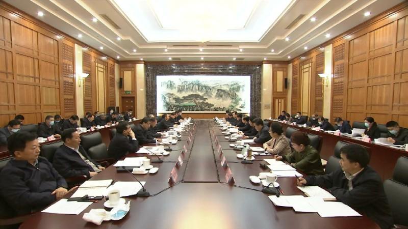 湖南省党政代表团在鲁考察东西部扶贫协作