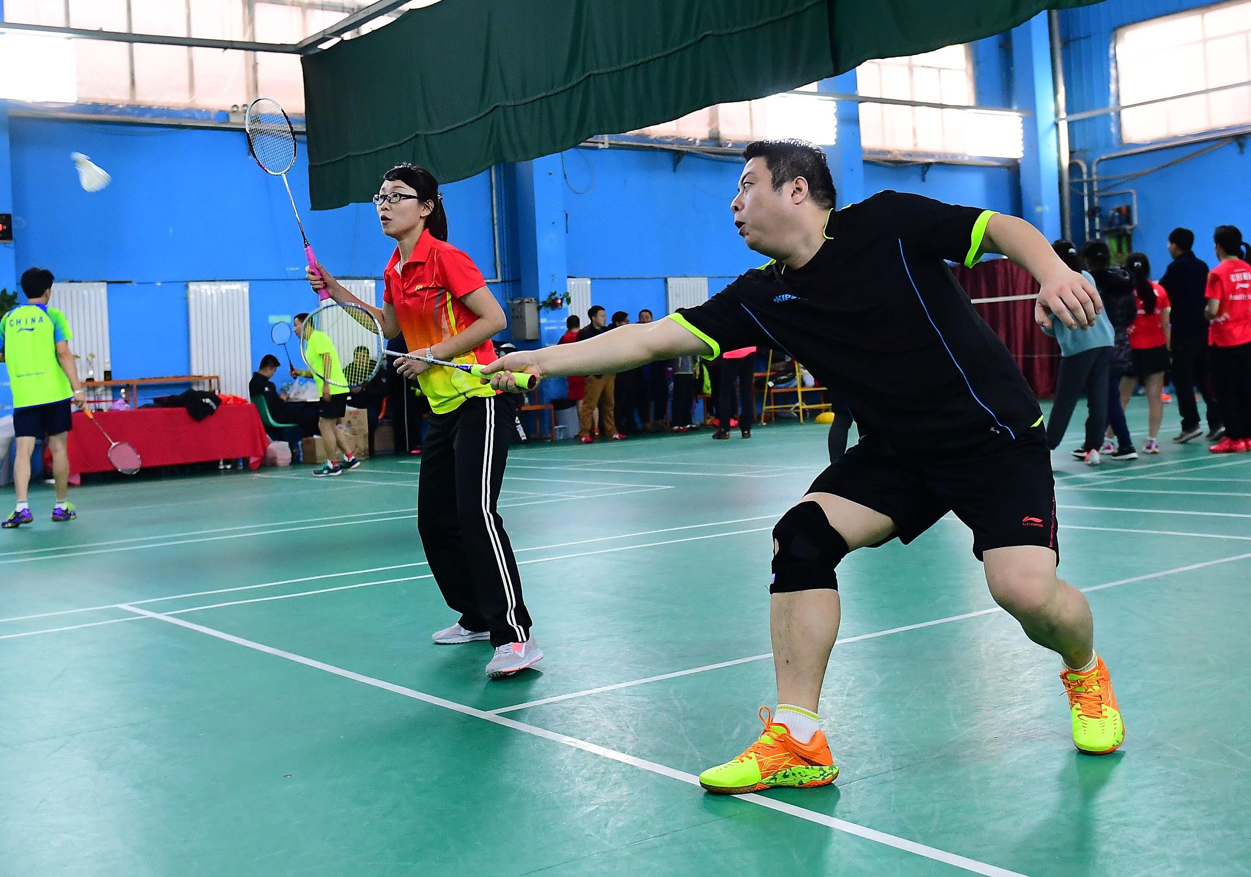 2020山东省第五届业余羽毛球联赛威海站收官