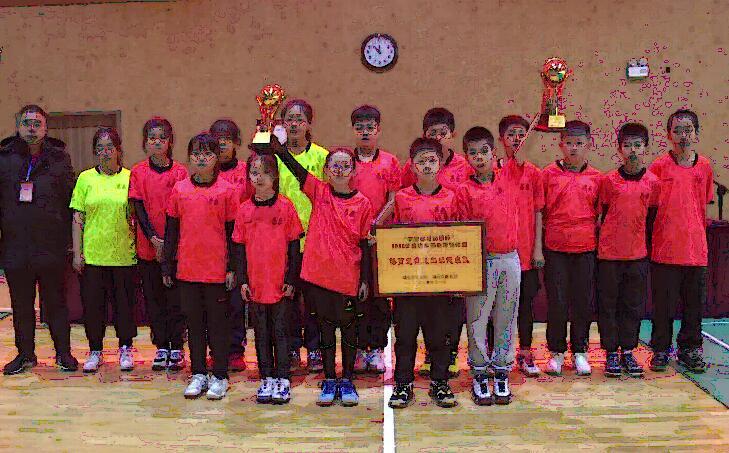 2020年潍坊市羽毛球锦标赛顺利结束