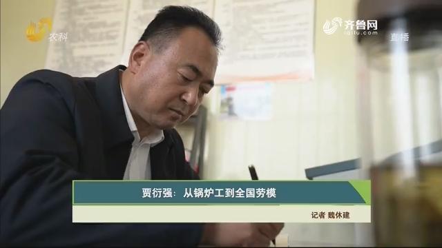 【齐鲁畜牧】贾衍强:从锅炉工到全国劳模