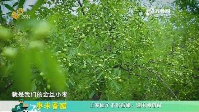 20201205《中国原产递》:枣米香醋