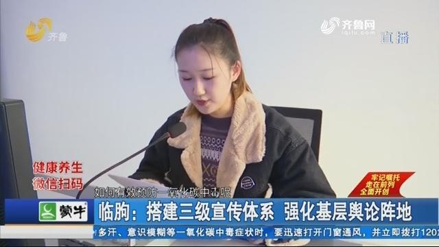 臨朐:搭建三級宣傳體系 強化基層輿論陣地