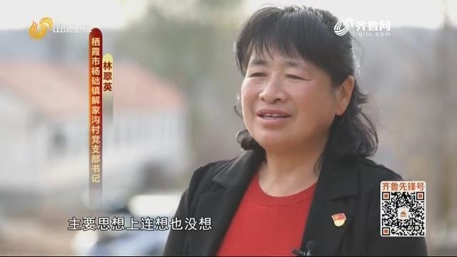 20201214《齐鲁先锋》:林翠英——先富带后富的女村官