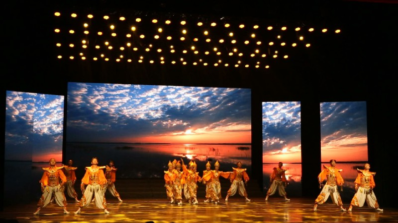 2020海北山东双向文化交流活动在山东举行