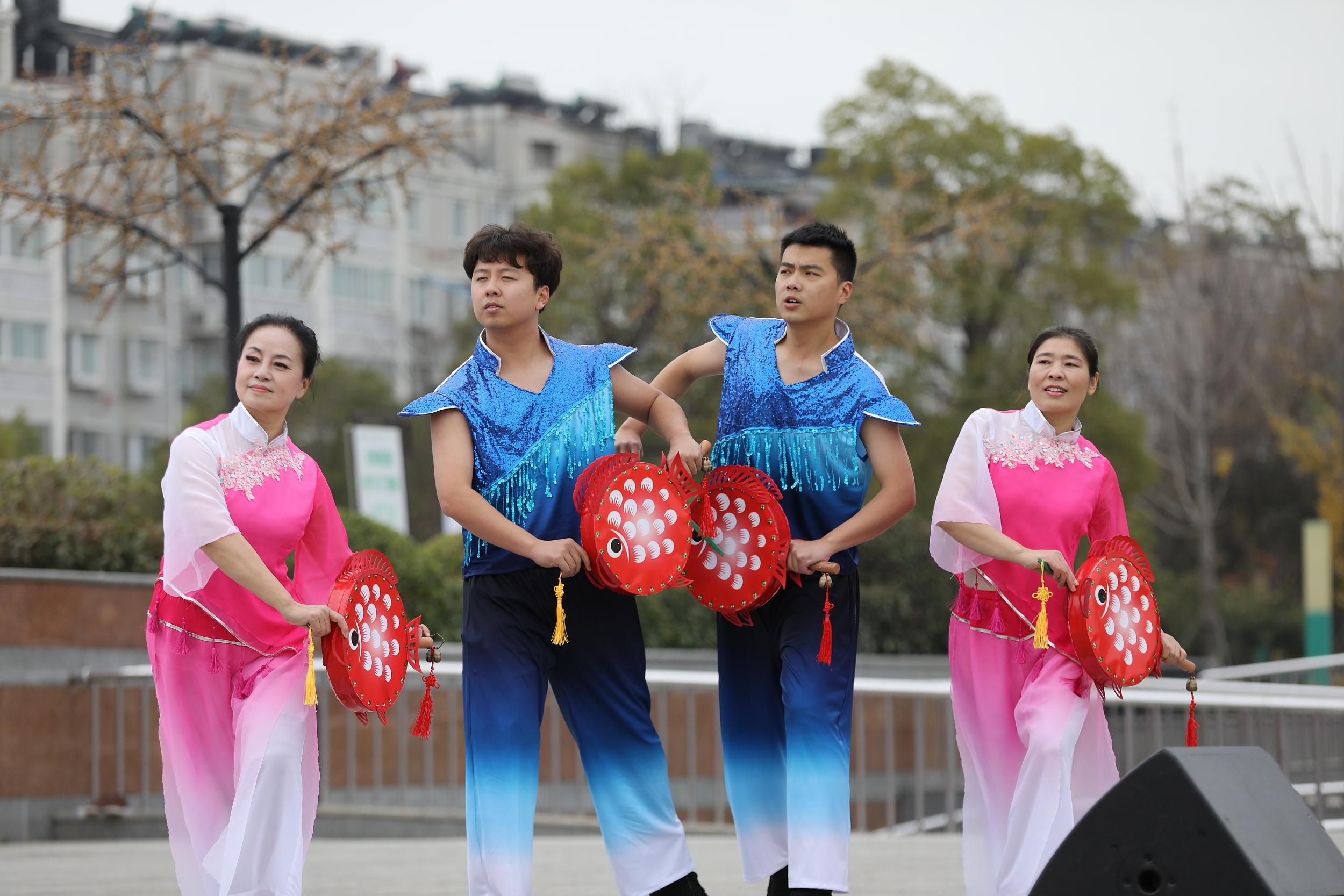 菏泽:单县首届农民运动会顺利举办