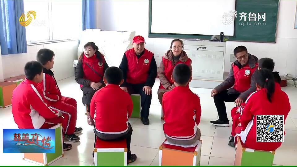 慈善真情:张永金——古稀白叟捐帮助学 帮扶困难家庭学生