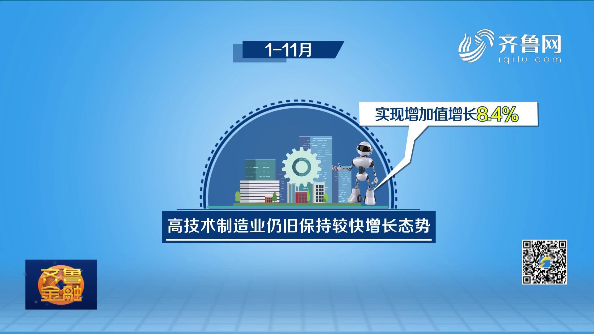 前11个月经济数据发布 山东经济加快复苏向好《齐鲁金融》20201230播出