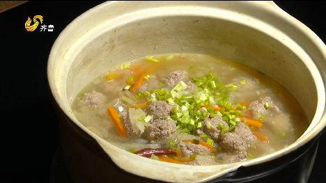 原浆油 健康菜:妙手扎银针 巧手做羹汤