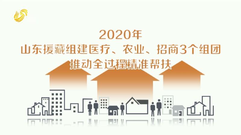"""""""数""""说2020山东援藏:组团式推进 全过程精准帮扶"""