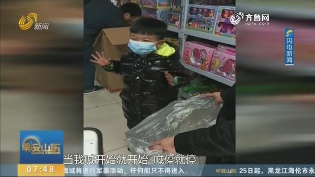 湖北恩施:孩子期末考双百 家长奖励30秒抢购玩具