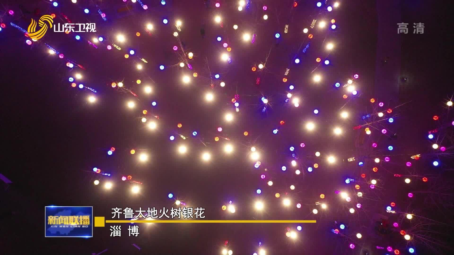 【开放结尾】火树银花 喜迎新春