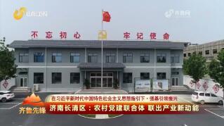 20210227《齐鲁先锋》:济南长清区——农村党建联合体 联出产业新动能