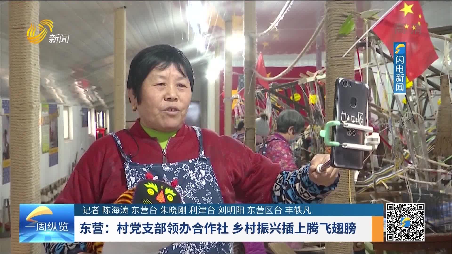 东营:村党支部领办合作社 乡村振兴插上腾飞翅膀
