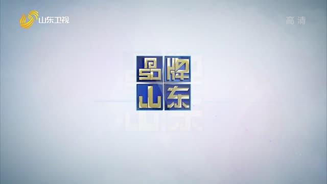 2021年03月21日《品牌山东》完整版