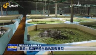 【铆足牛劲牛力 实现强省突破】日照:近海养殖向绿色高效转型