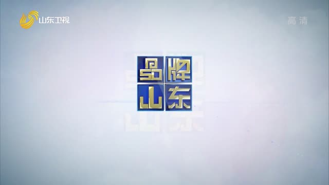 2021年04月11日《品牌山东》完整版