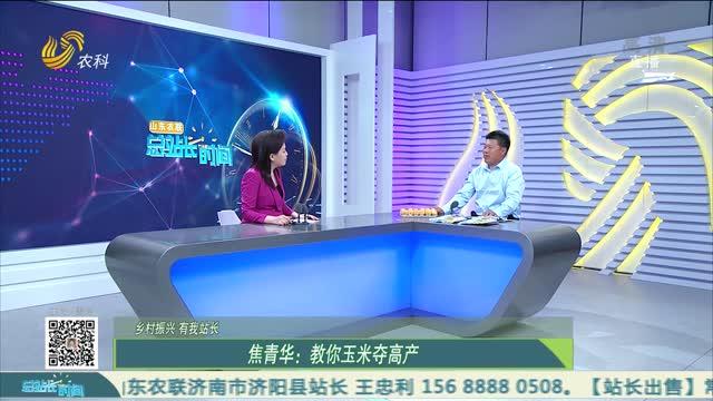 【乡村振兴 有我站长】焦青华:教你玉米夺高产