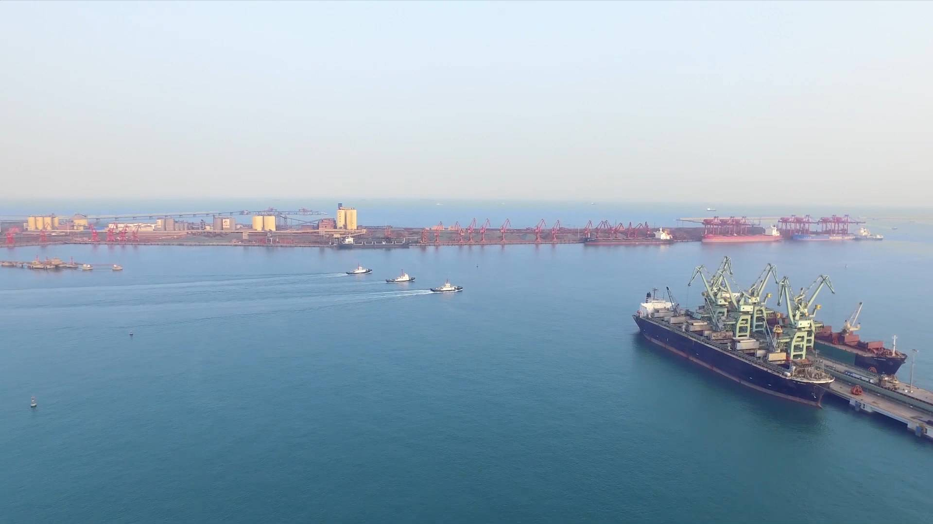 《应急在线》20210509:立即开展渤海湾客滚运输专项检查