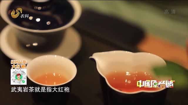 20210514《中国原产递》:大红袍