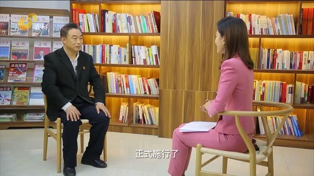 20210516《名醫話健康》:梁開誠權威解讀山東省中醫藥條例