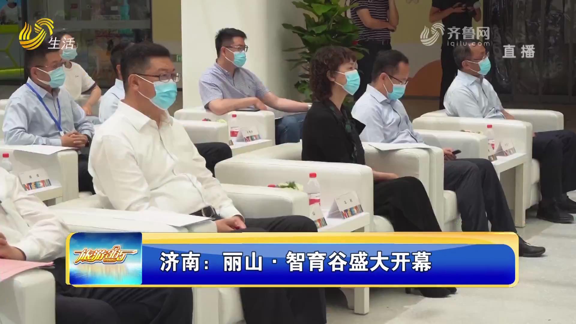 濟南:麗山智育谷盛大開幕