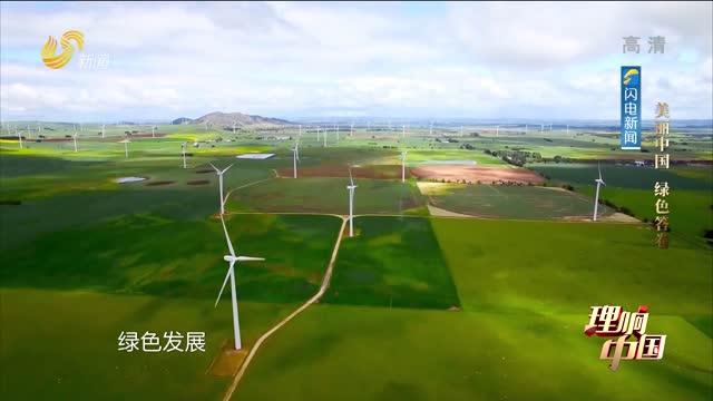 20210704《理響中國》:美麗中國 綠色答卷